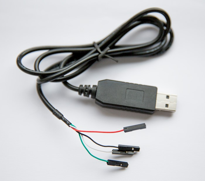 USB to serial RS232