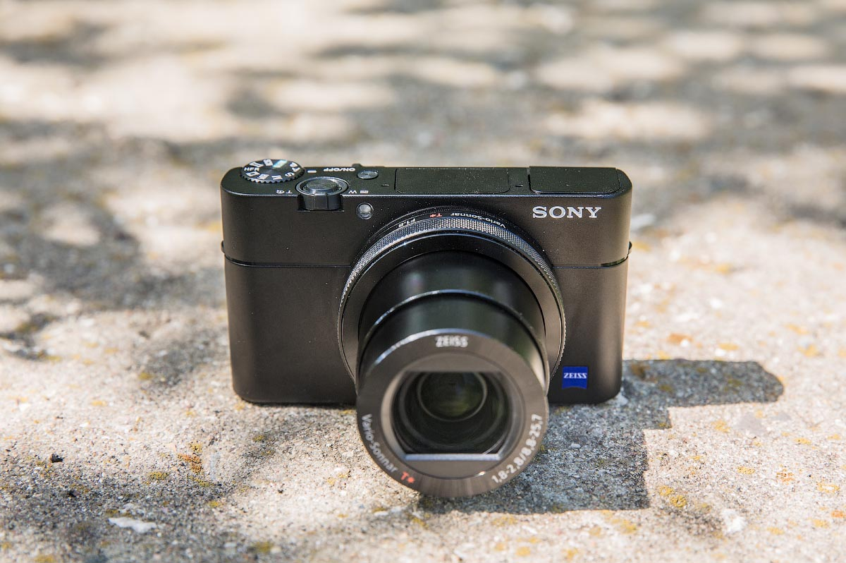 Sony Cyber-shot Mark 5