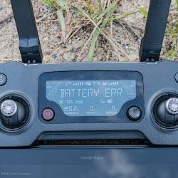 Battery Error